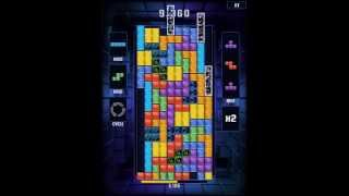 Tetris Blitz - 1,000,000 points hard Cascade