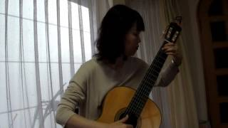 Memory - from Musical Cats - Guitar solo メモリー