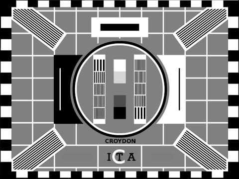 ITA Croydon Testcard C and Music