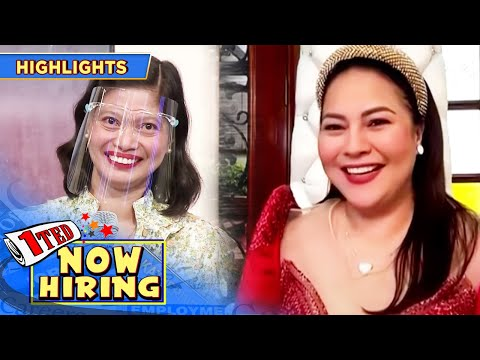 Karla Estrada chooses Katherine as her new secretary   It's Showtime 1TED Now Hiring