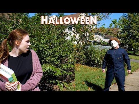 The Curse of Halloween 2018 - Michael Myers Follows Kayla!