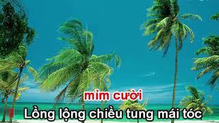 Bai Khong Ten So 12 - Ben Nhau Chieu Gio Long Karaoke