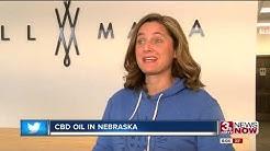 CBD oil's legality an open question in Nebraska
