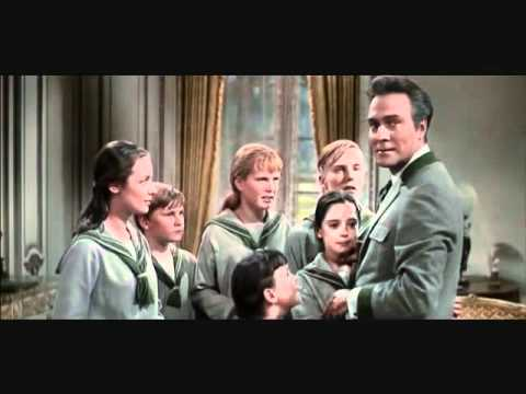 Maria & Captain Von Trapp  It is you I have loved