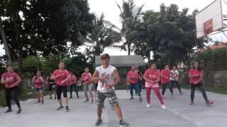2:30 zumba dance craze by Zin Paul Nunez