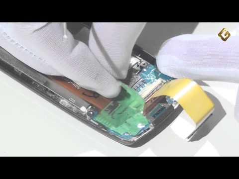 Samsung D880 Duos - как разобрать телефон и из чего он состоит