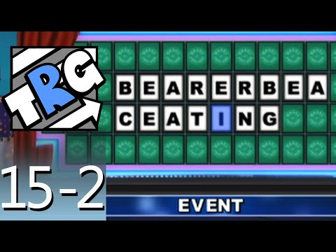 Wheel of Fortune (Wii) - Game 15 [Part 2]