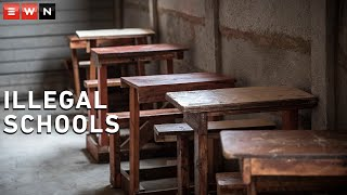 Gauteng Education MEC Panyaza Lesufi joined SAPS members in an operation to close illegal schools in Ivory Park on 8 October 2020.   #IllegalSchools #PanyazaLesufi