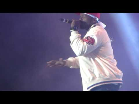 50 Cent & G-Unit - The Invitation (Waterford Music Fest)