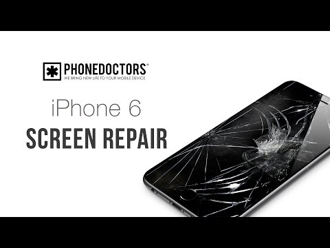 How to: iPhone 6 Screen Repair Video - Easy