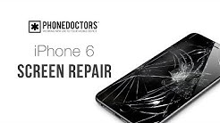 How to: iPhone 6 Screen Repair Video - Easy