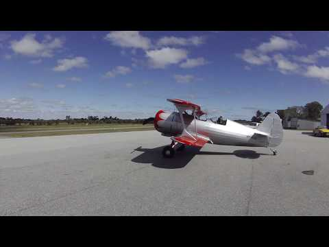 Culp Special - Engine Start and Takeoff