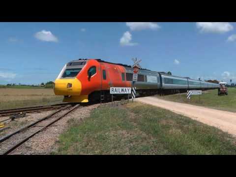 QR 2016 Passenger Trains