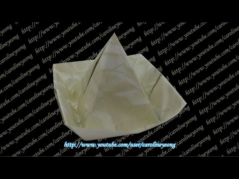 三角摺紙愛心製作/How to make 3d origami lover heart | Doovi