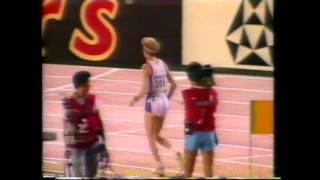 3277 World Track & Field 1991 Long Jump Women Fiona May