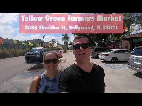 The Best Farmers Market In South Florida!?