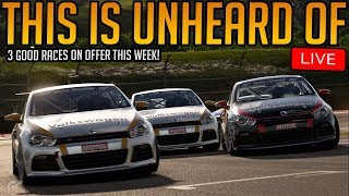 Gran Turismo Sport: 3 Great Races This Week, Almost unheard of! thumbnail