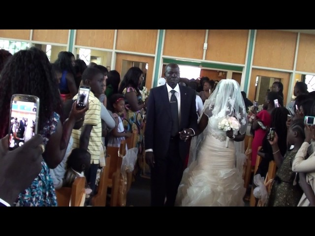 The Best South Sudanese young couple Wedding in Edmonton Ayak Abiam & Shorba Kuom Part 7