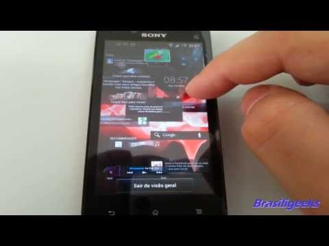 Sony Xperia J - Review