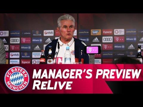 LIVE 🔴 | FC Bayern-Pressetalk mit Jupp Heynckes vor Leipzig 🇩🇪