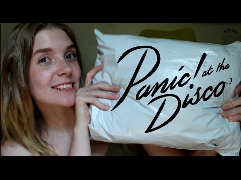 NEW Panic! At The Disco Fall Merch | Olivia Rena