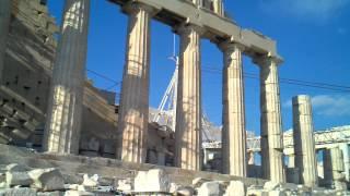 2013 Греция. Афинский Акрополь. Парфенон(, 2013-09-29T17:02:46.000Z)