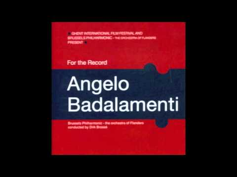 Angelo Badalamenti - Twin Peaks Suite - World Soundtrack Awards 2008