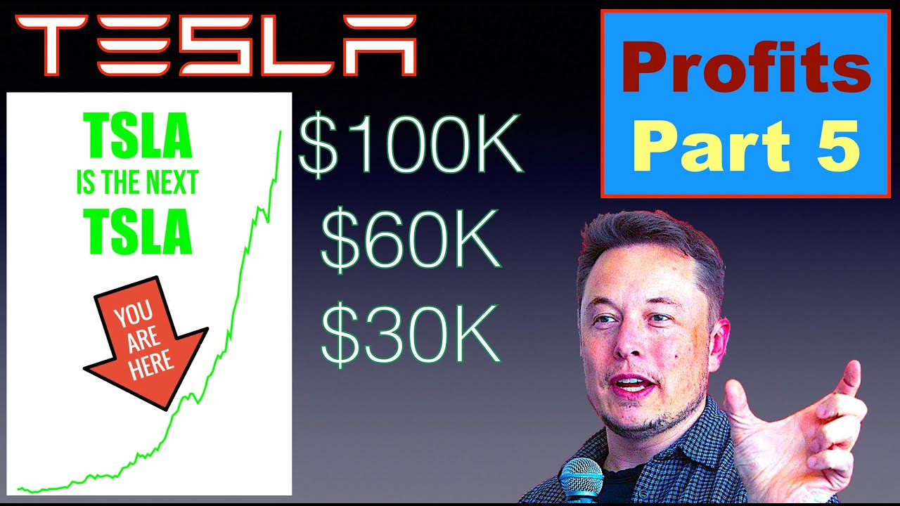 Tesla Stock - TSLA $60K - Margin Model Part 5