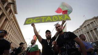 Четвёртая неделя протестов в Болгарии