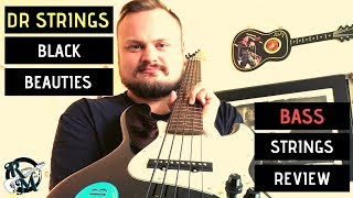 DR Black Beauty Strings // Bass Strings Review