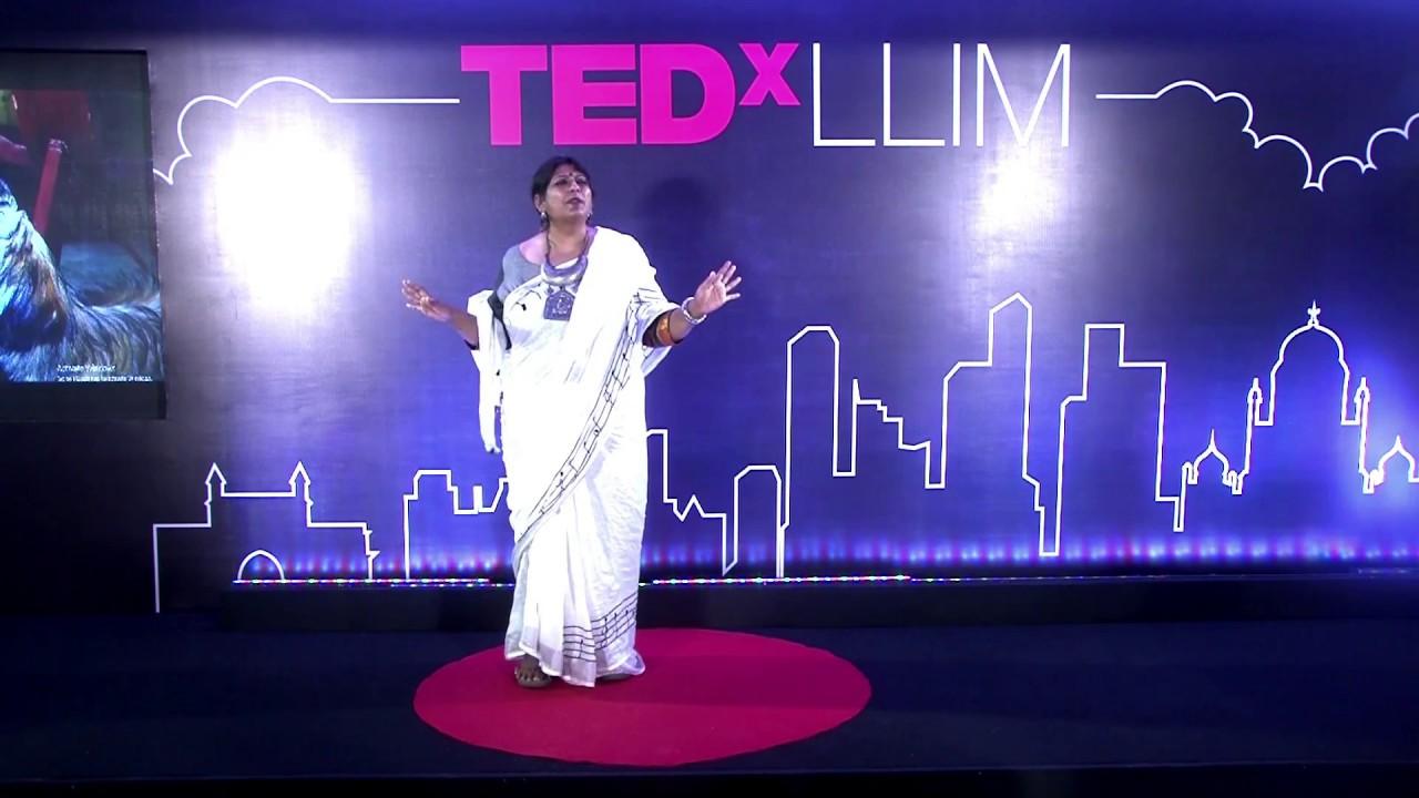 The animal within you | Anusha Srinivasan Iyer | TEDxLLIM