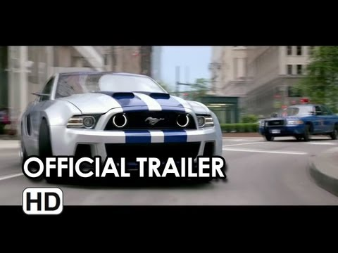 Need for Speed Official Trailer #1 (2014) HD