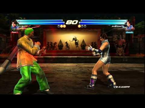 MM Seppgetier (Lei/Feng) vs Venom (Asuka/Jun)