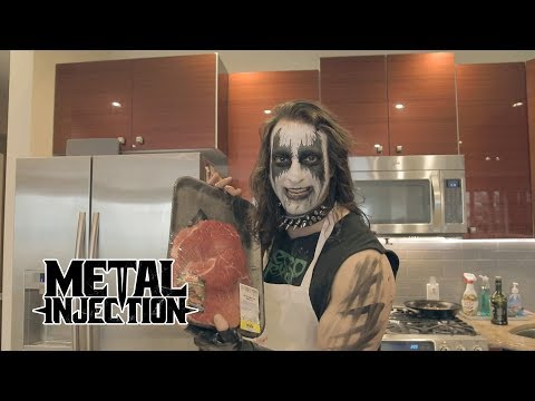 THE NECROSEXUAL Brings The Culinary Chaos With A New Recipe For Meat | Metal Injection