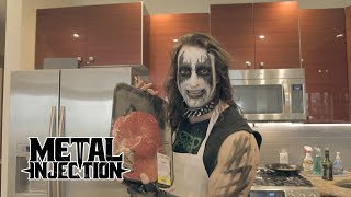 THE NECROSEXUAL Brings The Culinary Chaos With A New Recipe For Meat   Metal Injection