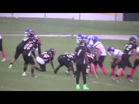 Landstown MIddle School vs Plaza Middle School 2016