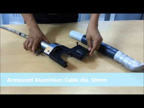 Hydraulic Cable Cutter - Triumph Engineers