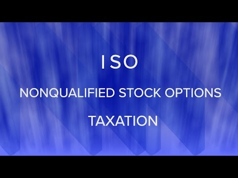 Stock Option Taxation