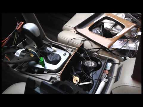 volvo xc90 wiring diagram layers of the earth to label double din radio install in a 2004 youtube