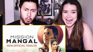 MISSION MANGAL | NEW Trailer | REACTION | Akshay Kumar | Vidya Balan | Sonakshi Sinha | Taapsee