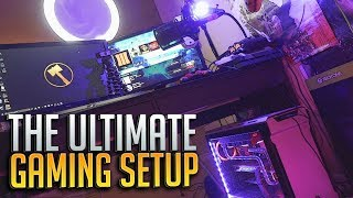 MY ULTIMATE $10000 GAMING SETUP & ROOM TOUR!!!