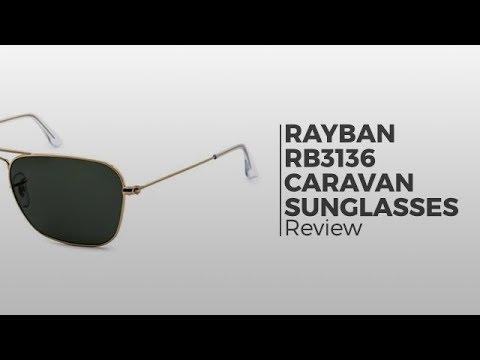 001efa57ba Ray-Ban RB3136 Caravan Sunglasses