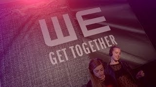 WE Get Together - 14 May 2013 - Westergasfabriek (Teaser) Thumbnail