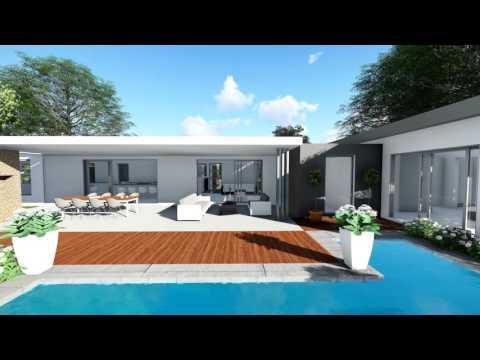 Blythdale Coastal Resort 3D House