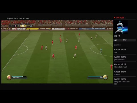 aliakbaralich016's Live PS4 Broadcast