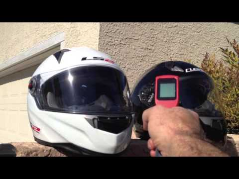 Ls2 Helmets How To Does Helmet Color Affect Rider