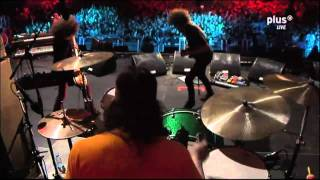 WOLFMOTHER - Apple Tree @ Rock Am Ring 2011 [HD]