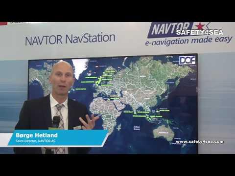 Interview with Børge Hetland, NAVTOR