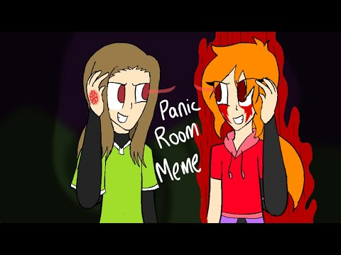Panic Room Meme (Vanguard OC and Canon) [Flashing Lights!] | Animation Meme