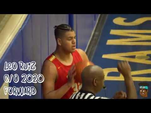 Unsigned 6'5 C/O 2020 Mt Tahoma Forward Leo Ruiz (#1 Rebounder)